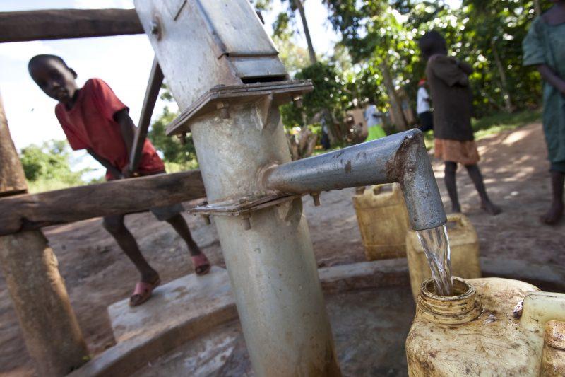 Fournir de l'eau potable