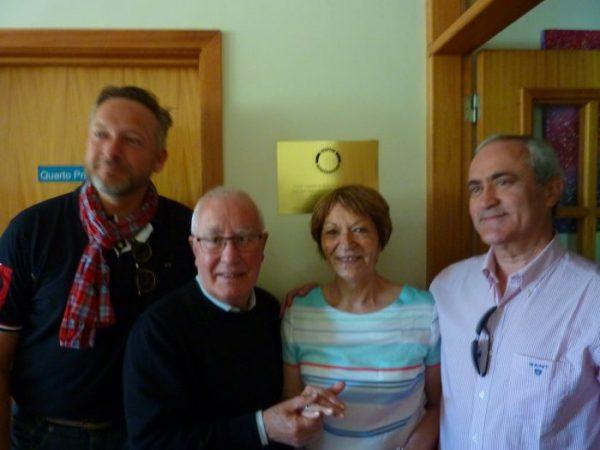 Soutien d'un Orphelinat au Portugal en partenariat avec Hambourg et Gaia Sul