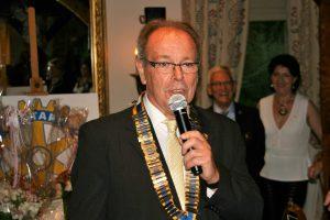 Gérard D président 2017/2018