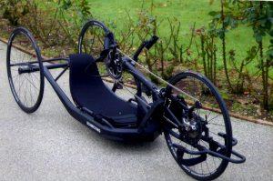 handbike Murielle Lambert
